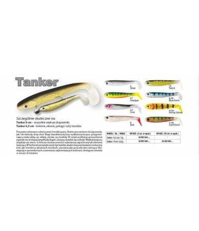 Guminukai žvejybai Robinson Tanker 9cm (6,8g)