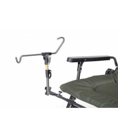 Turistinis žvejybinis kėdė Elektrostatyk F5R ST/P