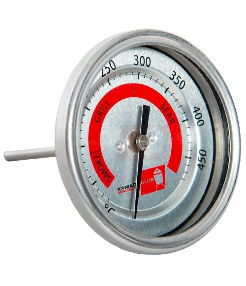 KamadoClub Junior kepsninės PREMIUM termometras