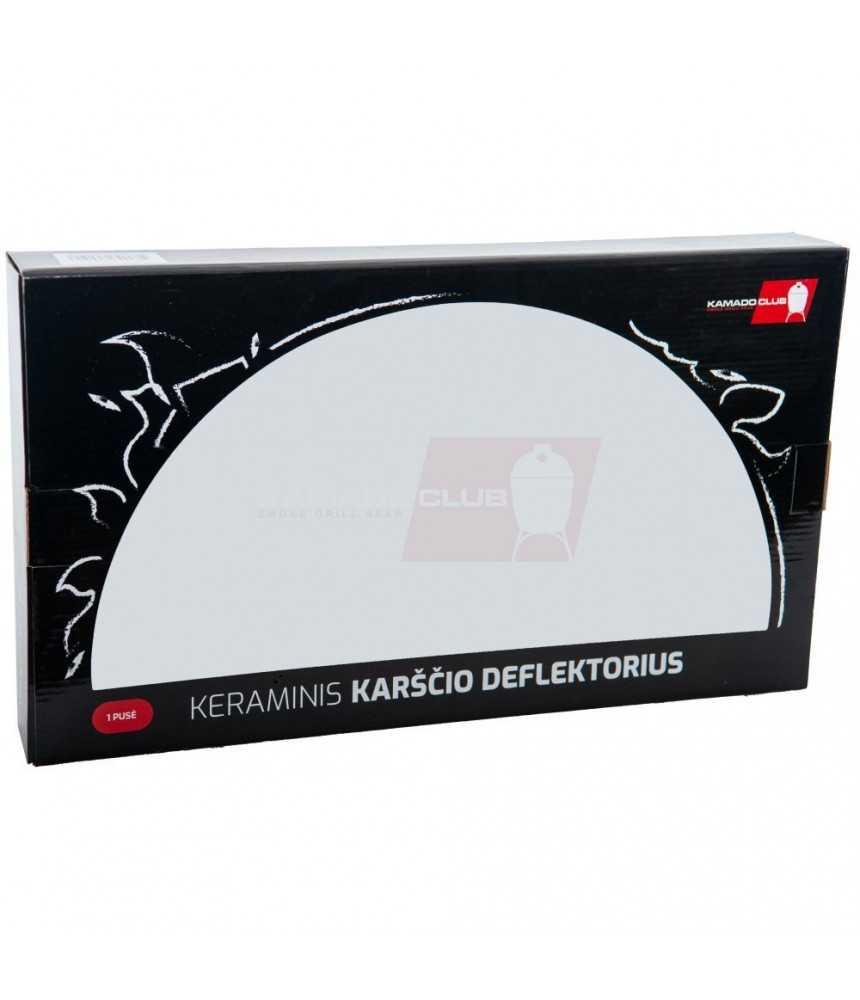 KamadoClub PRO/PRO2 Pusinis karščio deflektorius, 38 cm