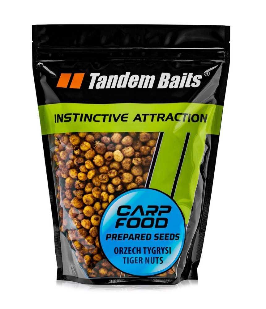 Jaukas karpiams Tandem Baits Carp Food tigrinis riešutas 1kg
