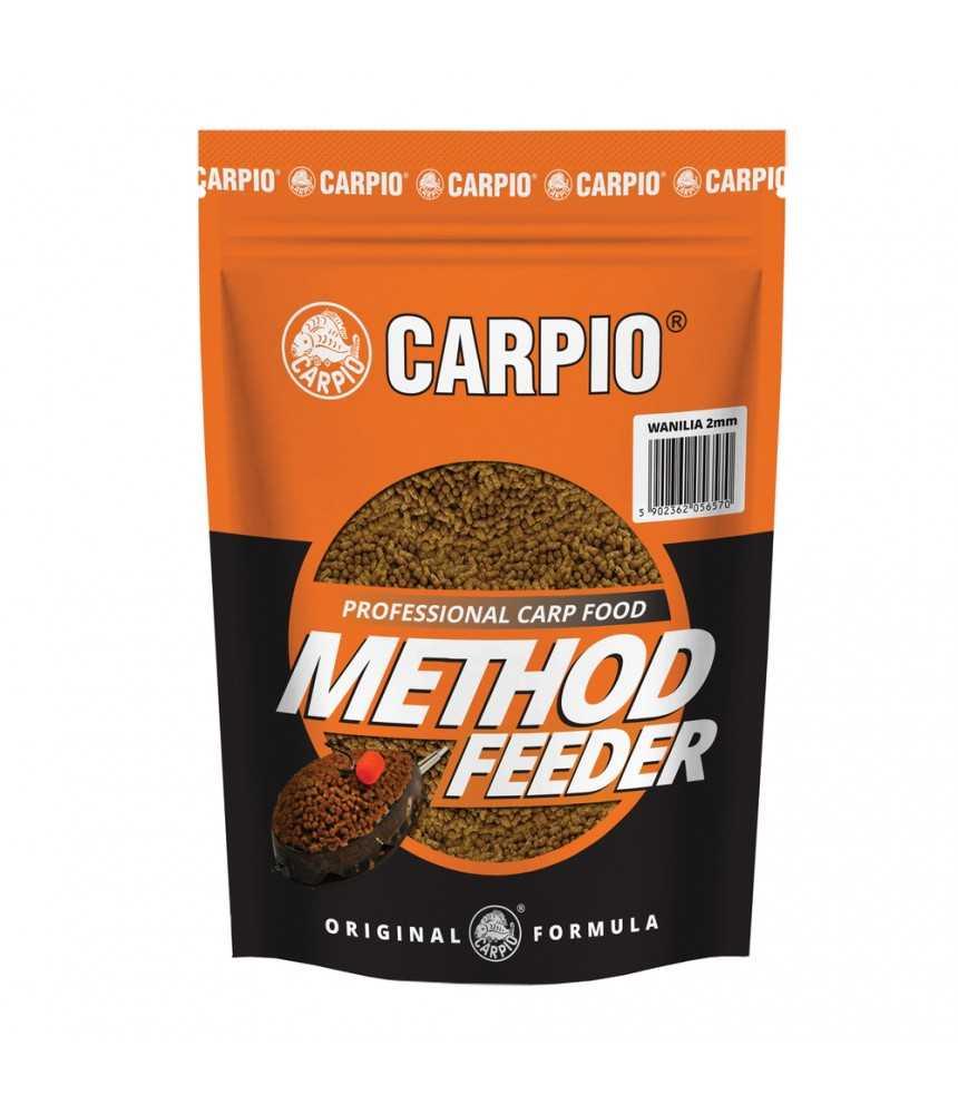 Peletės Carpio Method Feeder 2mm 700g