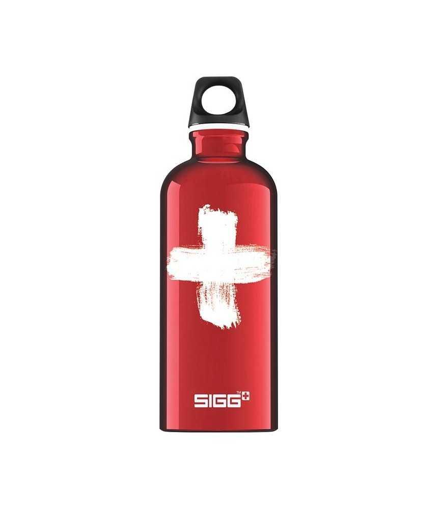 Gertuvė SIGG Swiss Red 0.6L 8689.70