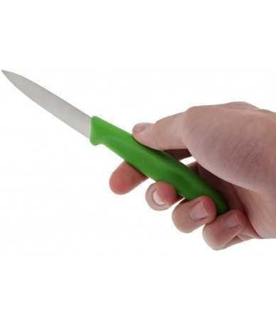 Virtuvinis peilis Victorinox 6.7606.L114 žalias 8cm