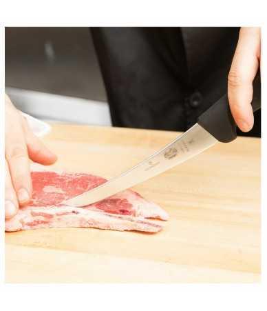 Virtuvinis peilis Victorinox Fibrox 5.6613.15 boning knife 15 cm