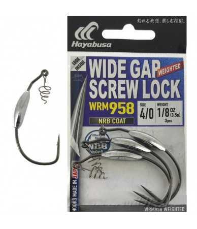 Kabliukai Hayabusa WRM958 Wide Gap Screw Lock