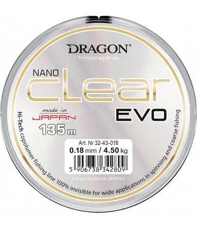 Valas Dragon Nano Clear Evo 135m