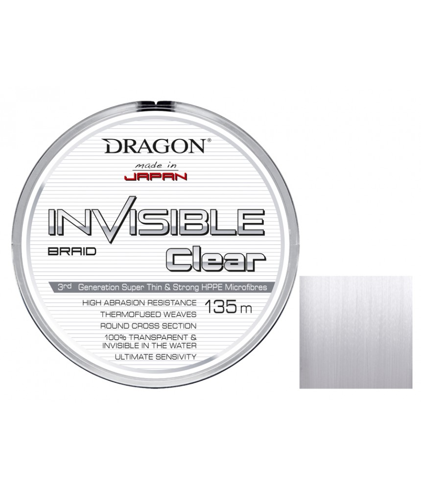 Valas DRAGON Invisible Clear / Momoi 135m