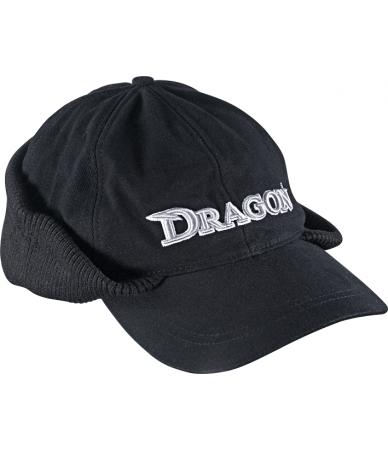Kepurė šilta su snapeliu Dragon TCH-90-095-01