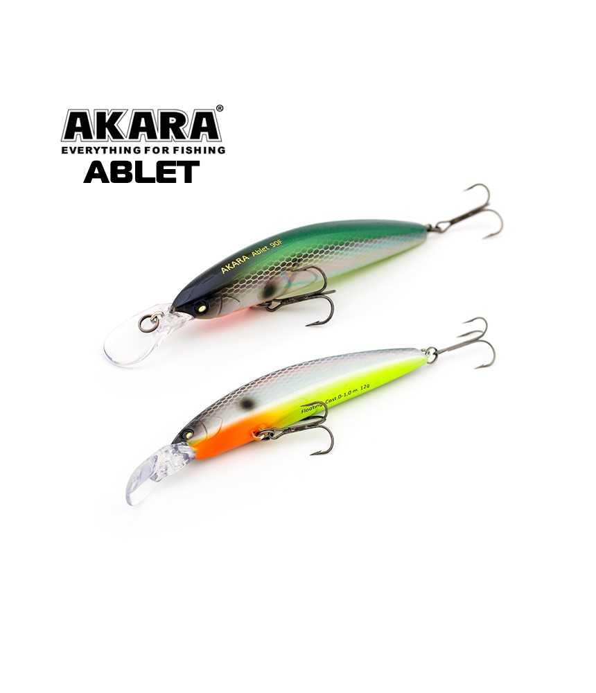 Vobleriai Akara ABLET 90F A103