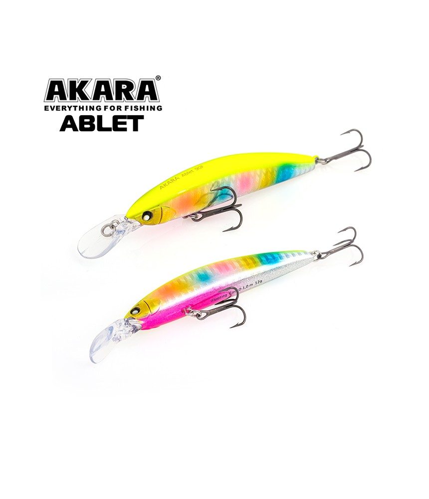 Vobleriai Akara ABLET 90S (90MM 14G) A165