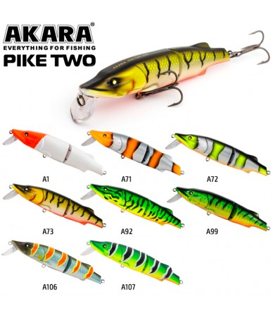 Vobleriai Akara Pike Two 100F