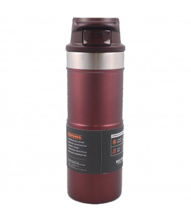 Termopuodelis Stanley Classic Trigger-Action Travel Mug 0.35 l. - bordo