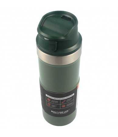 Termopuodelis Stanley Classic Trigger-Action Travel Mug 0.47L žalias
