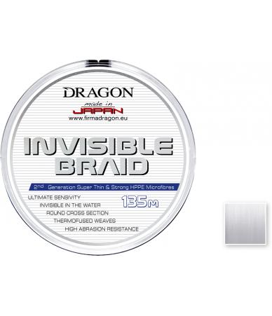 Valas Dragon INVISIBLE BRAID 135m