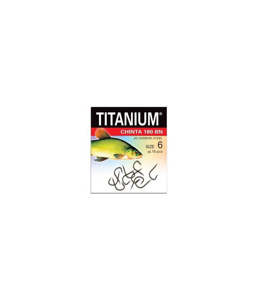 Kabliukai linams Robinson  Titanium CHINTA 180BN