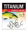 Kabliukai lynams Robinson  Titanium CHINTA 180BN