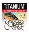 Kabliukai karpiams Robinson  Titanium MARU SODE 250BN