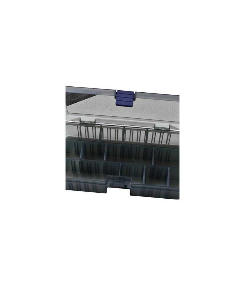 Dėžutė Fladen su 12 skyrelių (21.4x11.8x4.5)