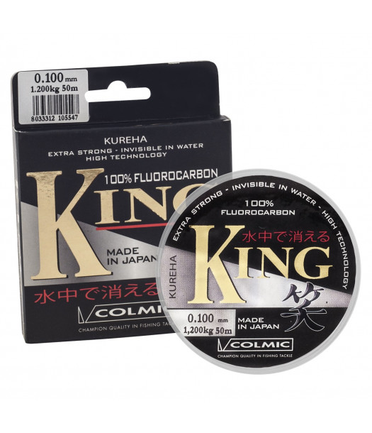 Valas KING 50mt.0,10mm