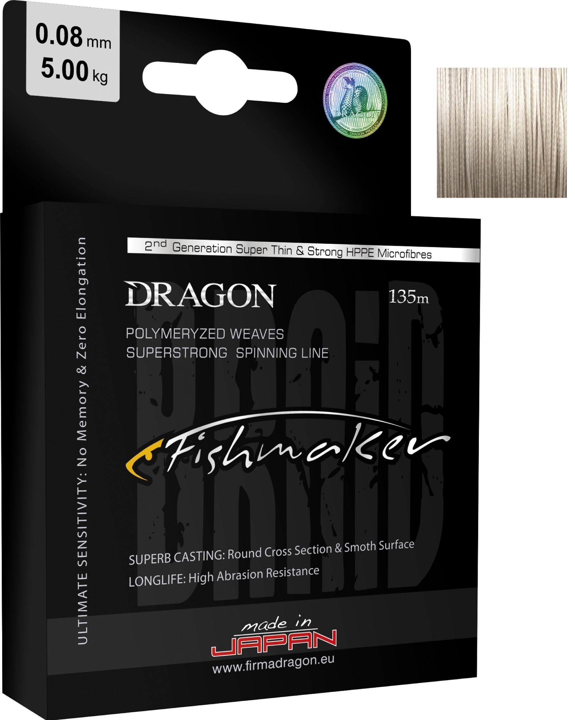 Valas pintas Dragon FISHMAKER 135m