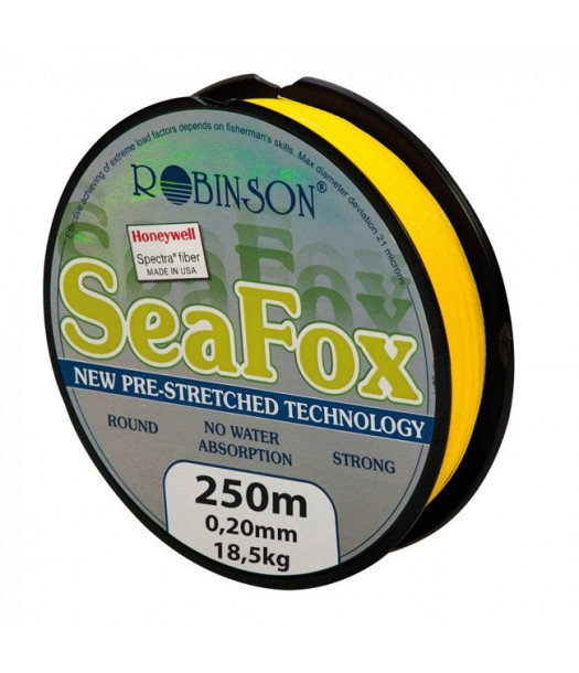 Valas  pintas Sea Fox 0,20mm/150m