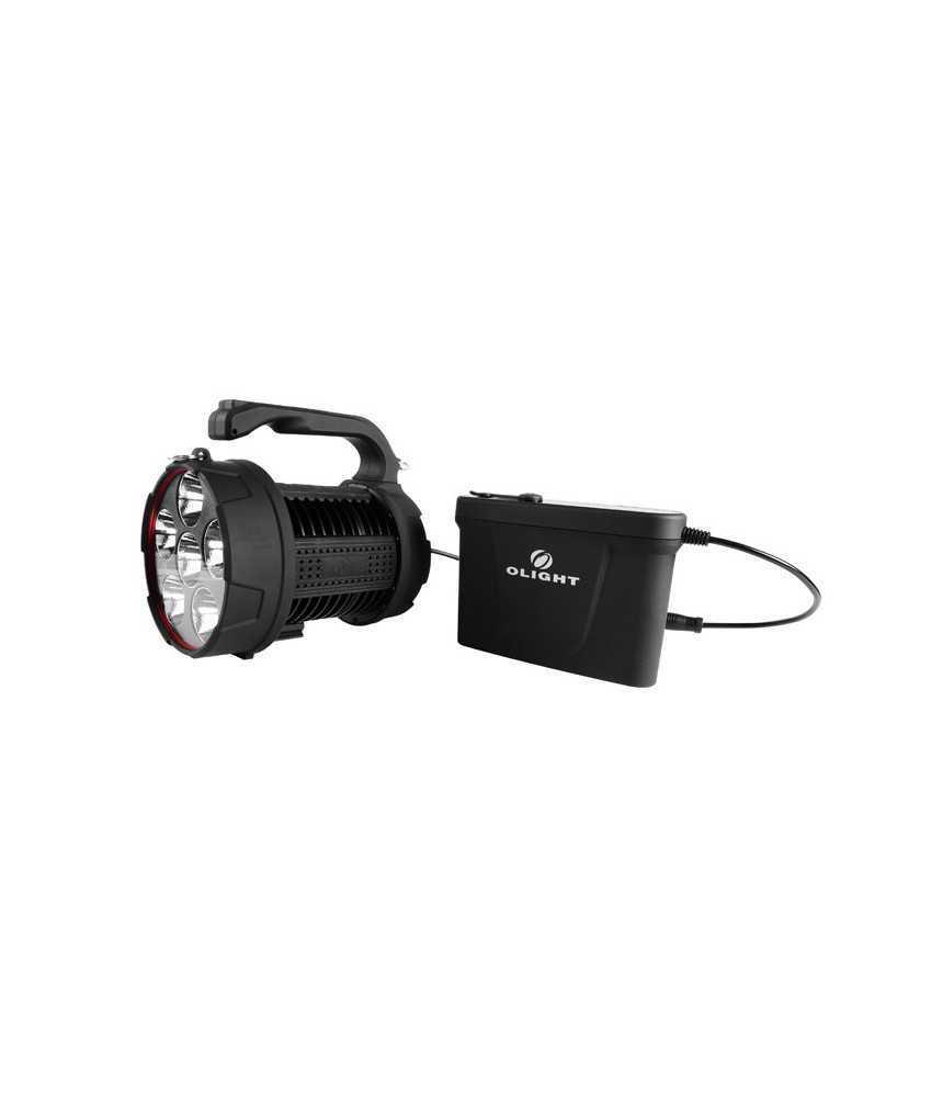 Žibintuvėlis LED 5000Lum 640Htr