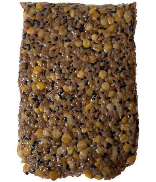 Kukurūzai vakume  1kg Byron