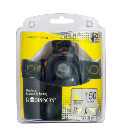 Žibintuvėlis ant galvos Robinson 99-LM-006
