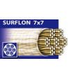 Pavadėliai Dragon Classic Surflon 7X7