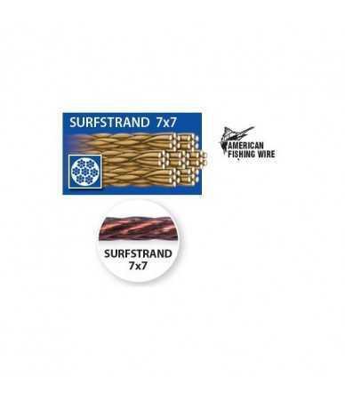 Pavadėliai Dragon  Classic Surfstrand 7X7