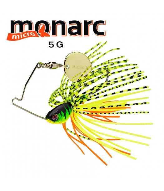Spinerbaitas Monarc Micro 3/16 Oz (5 g) SAKURA