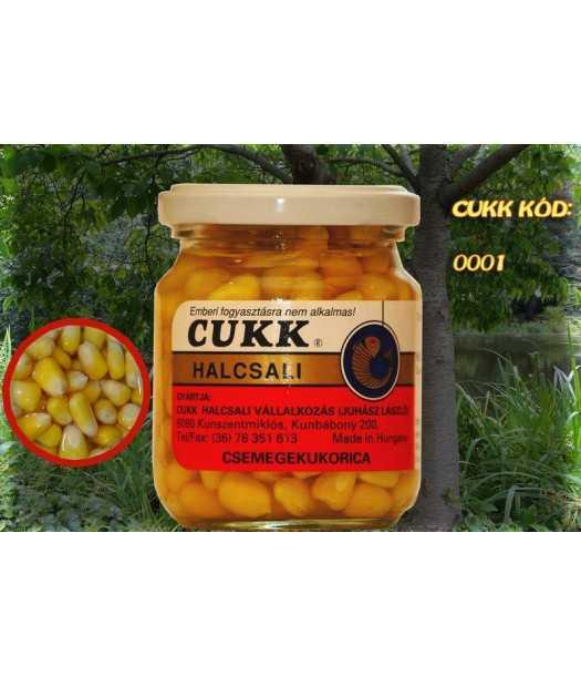 Kukurūzai Cukk Sweet corn 220 ml