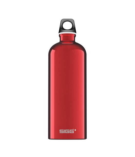 Gertuvė SIGG Traveller raudona 1.0 L
