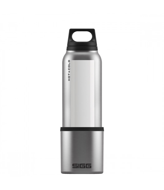 Termosas SIGG Hot & Cold balta 1.0 L
