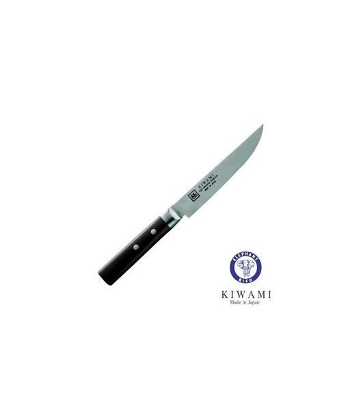 Peilis virėjo  japoniškas Kiwami , steikui, 33 sluoksnių damasko plieno
