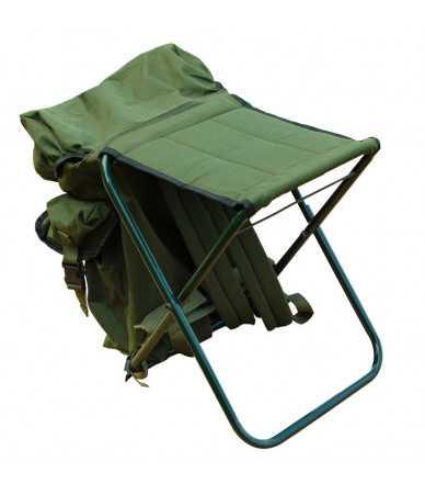 Kėdutė su kuprine Carpex 42x40x45cm