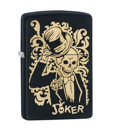 Zippo žiebtuvėlis Joker