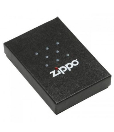 Zippo žiebtuvėlis Black Matte