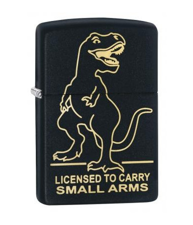 Zippo žiebtuvėlis  License to Carry