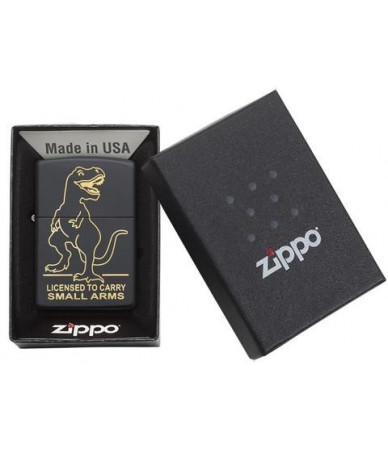 Zippo žiebtuvėlis  License to Carry