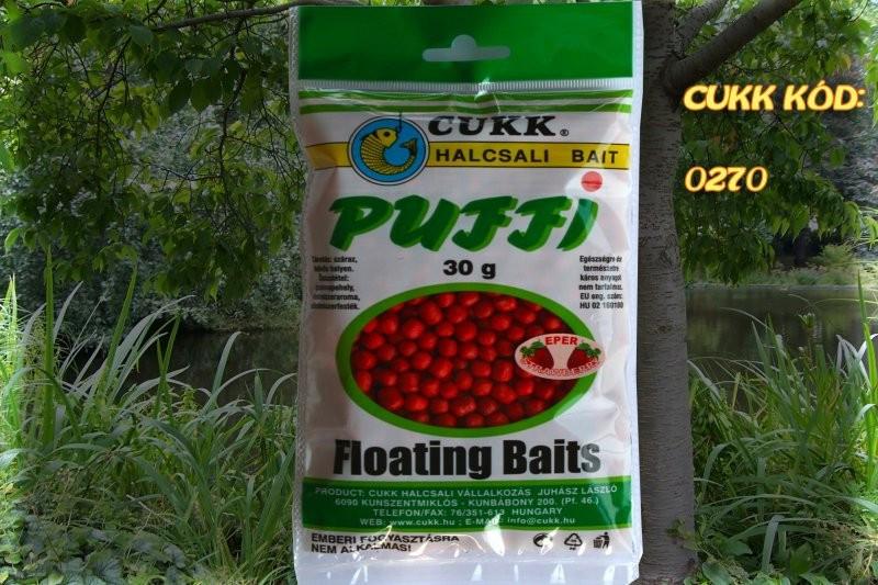 Plaukiantis masalas mini PUFFI CUKK  (4-6mm) 30g