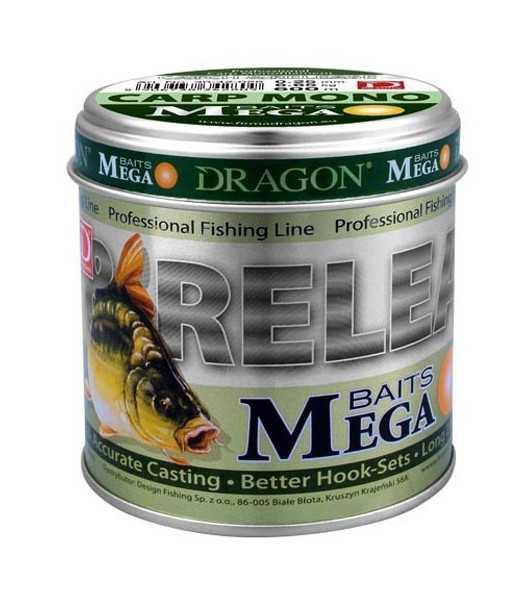 Valas Dragon Mega Baits CARP MONO 600m