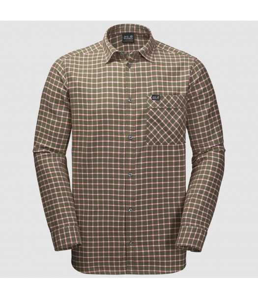 Vyriški marškinėliai  JACK WOLFSKIN FRASER ISLAND