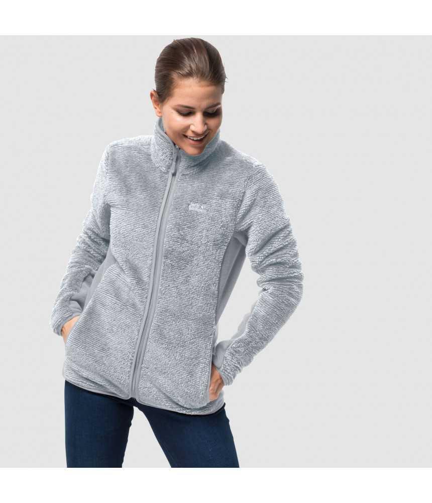 Moteriškas džemperis JACK WOLFSKIN PINE LEAF