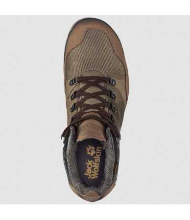 Žieminiai batai JACK WOLFSKIN SEVEN WONDERS TEXAPORE rudi