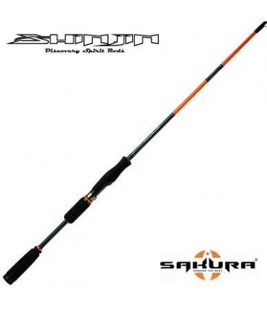 Spiningas SAKURA SHINJIN SIS 6'6X1-XH