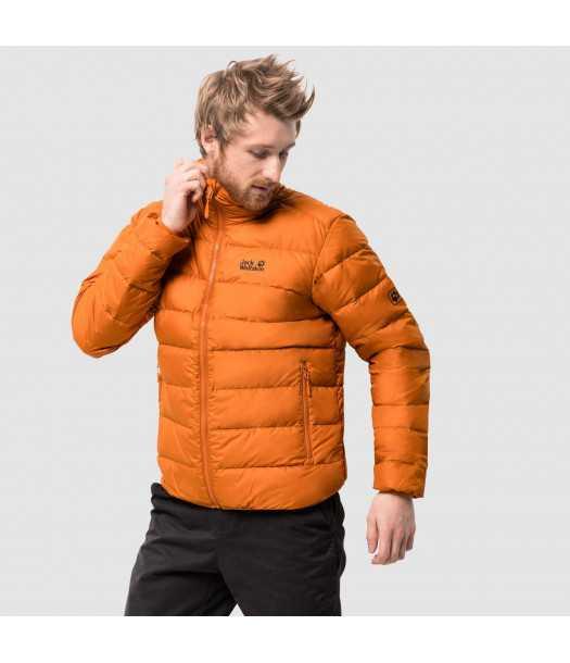 Vyriška striukė JACK WOLFSKIN HELIUM HIGH | oranžinė