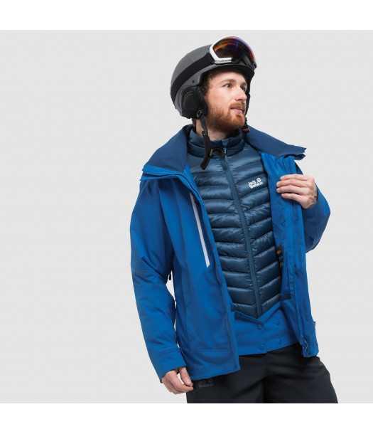 Vyriška slidinėjimo striukė JACK WOLFSKIN EXOLIGHT ICY
