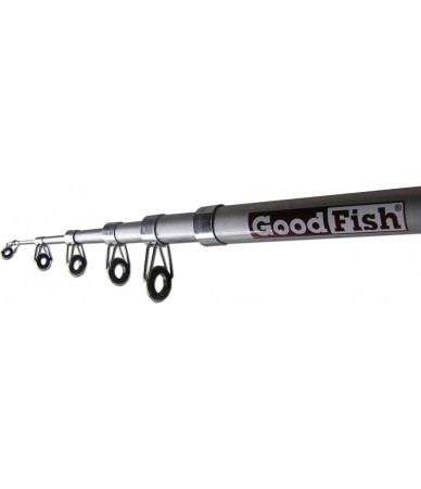 Mešketė teleskopinė GoodFish Cortina Tele Float 3.00 m, 10-20 g